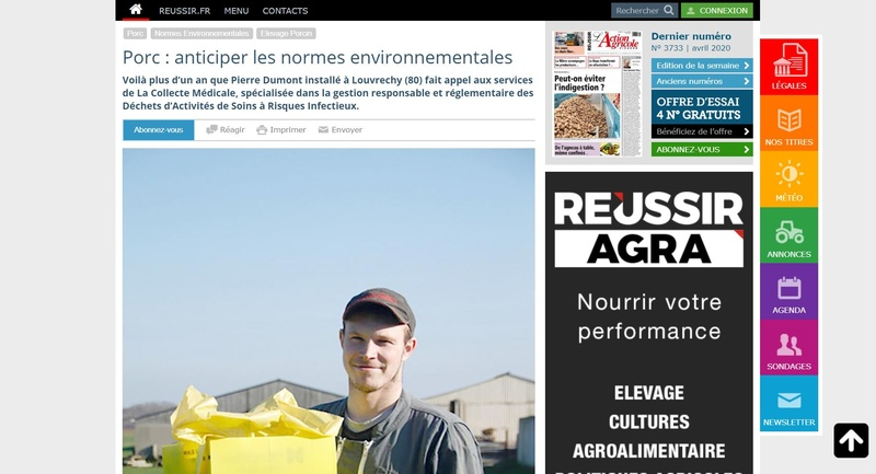 L'action agricole_picardie